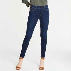 🆕NWT Ann Taylor Curvy Stretch Skinny Jeans 4T 👖